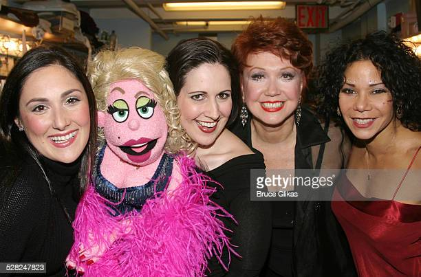 Ricki Lake Lucy T Slut Stephanie D'Abruzzo Donna McKechnie and Daphne RubinVega