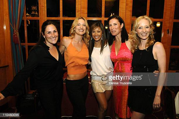 Ricki Lake Victoria Pratt Kelly Hu Mimi Rogers and Anne Heche