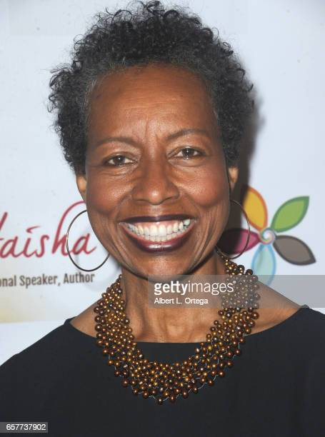 Rickie Byars Beckwith arrives for the Whispers From Children's Hearts Foundation's 3rd Legacy Charity Gala held at Casa Del Mar on March 24 2017 in...