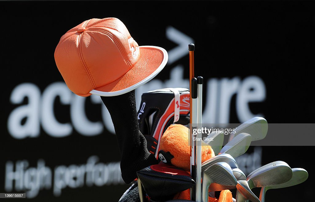 World Golf Championships-Accenture Match Play Championship - Round One : News Photo