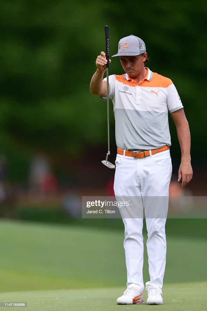 Wells Fargo Championship - Final Round : News Photo