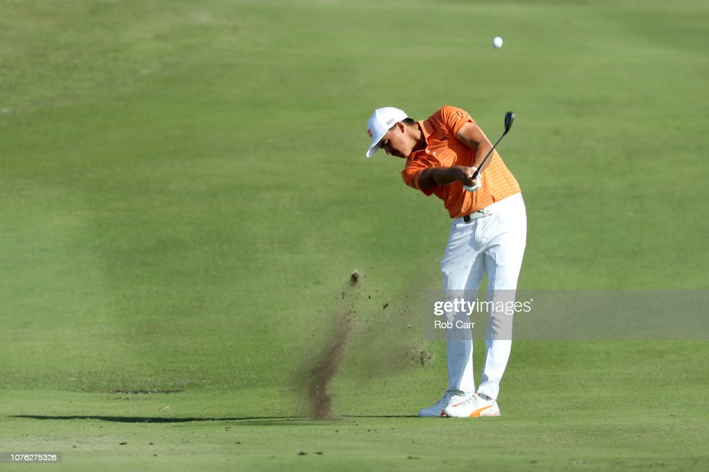 Hero World Challenge - Final Round : News Photo