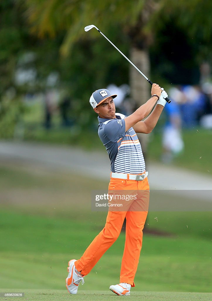 World Golf Championships-Cadillac Championship - Final Round : ニュース写真
