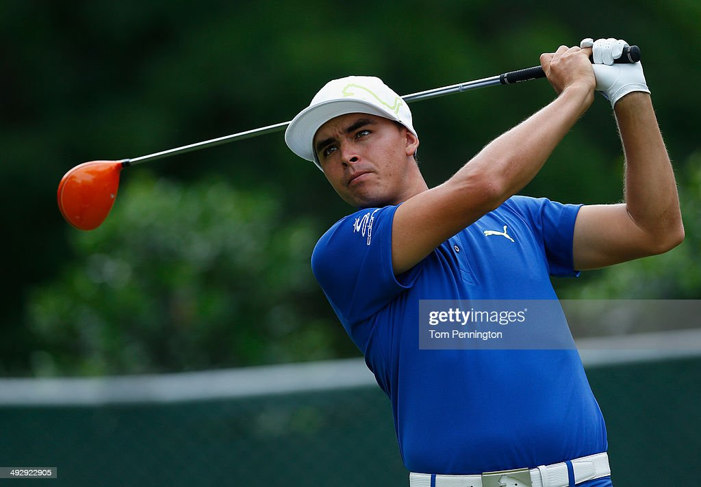 Crowne Plaza Invitational at Colonial Round One Photos and Images