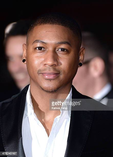 Rickie Haywood Williams attends the 2014 British Academy Games Awards at Tobacco Dock on March 12 2014 in London England