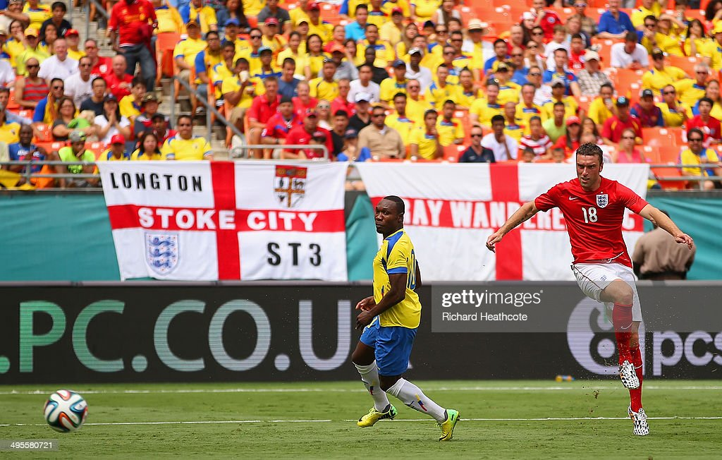 England v Ecuador - International Friendly