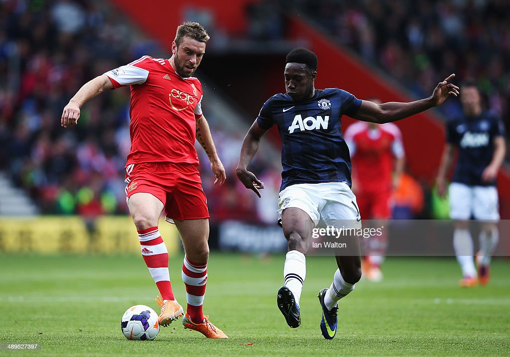 Southampton v Manchester United - Premier League : News Photo