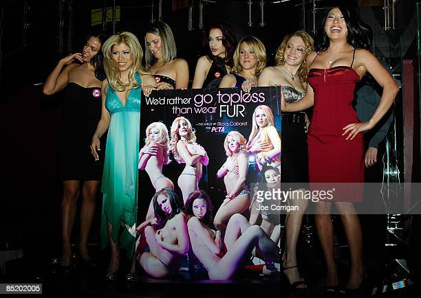 Cabaret Girls Stock Photos And Pictures
