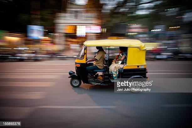 rickshaw - bangalore stock pictures, royalty-free photos & images