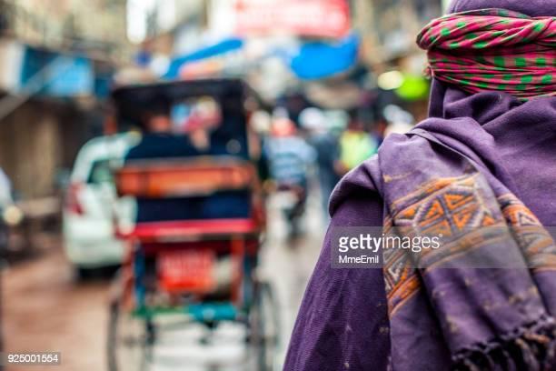rickshaw puller - rickshaw stock pictures, royalty-free photos & images