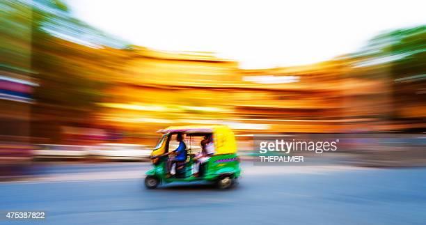 Rickshaw Taxi India