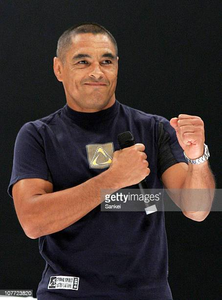 rickson gracie stock photos and pictures getty images