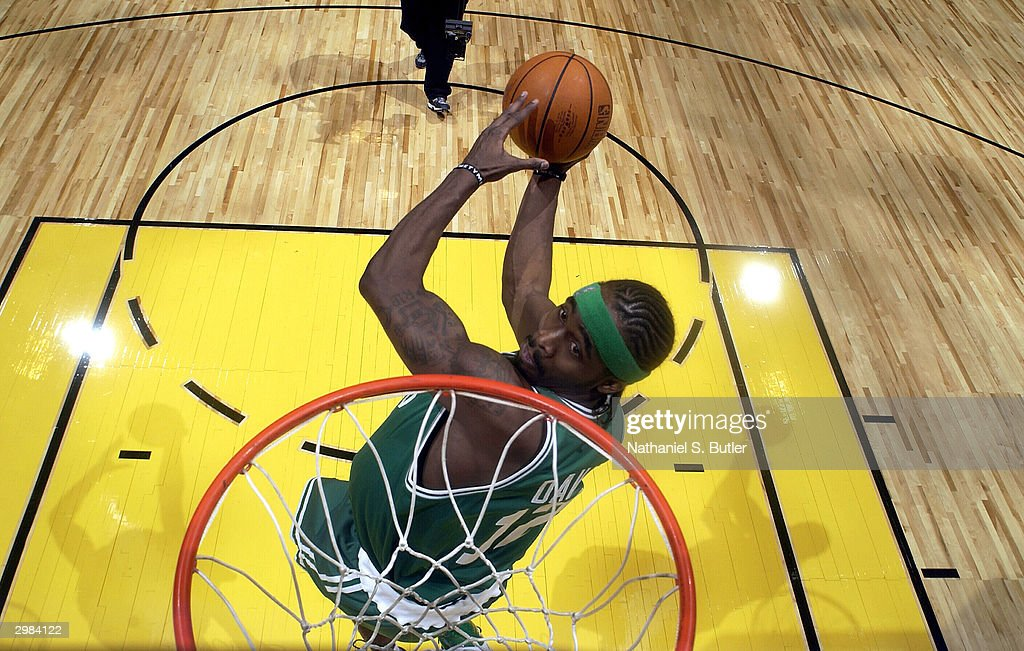 Sprite Rising Stars Slam Dunk Competition : News Photo