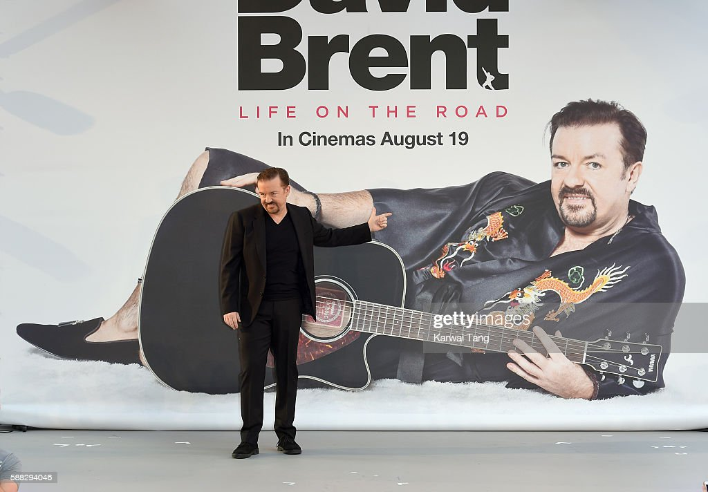 """David Brent: Life On The Road"" - World Premiere - Red Carpet Arrivals"