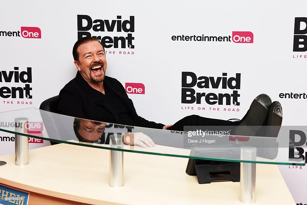 """""""David Brent: Life on the Road"""" - World Premiere - VIP Arrivals : News Photo"""