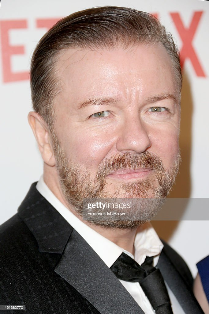 2015 Weinstein Company And Netflix Golden Globes After Party - Arrivals