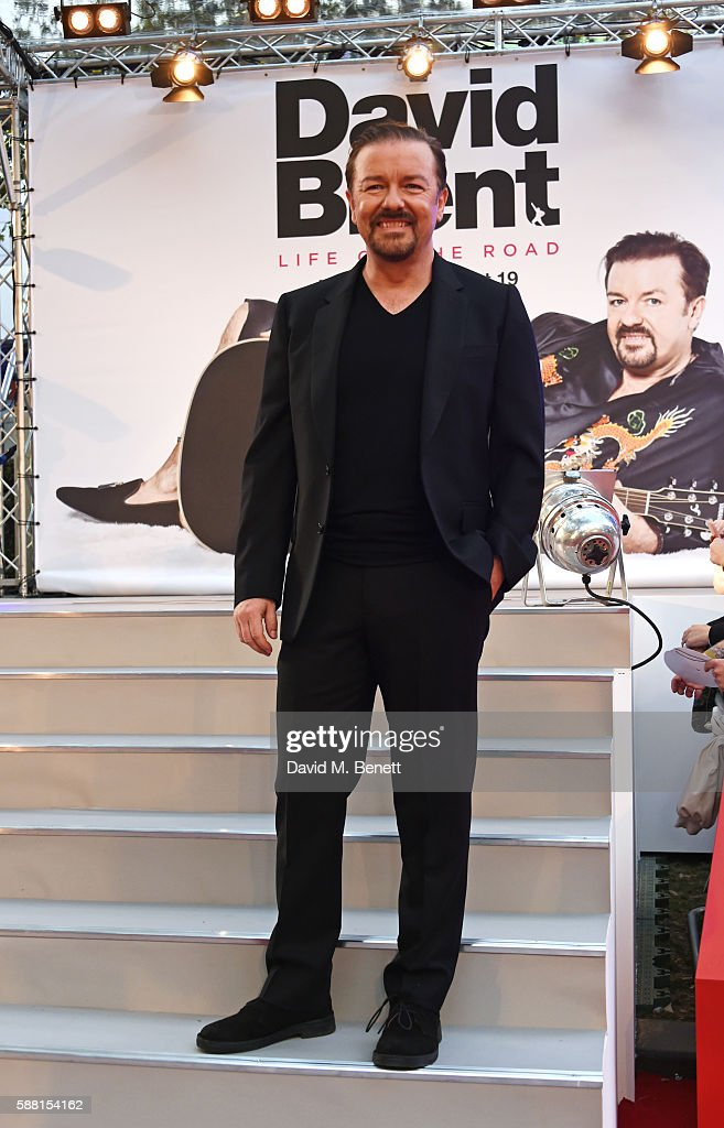 """David Brent: Life On The Road"" - World Premiere - VIP Arrivals"