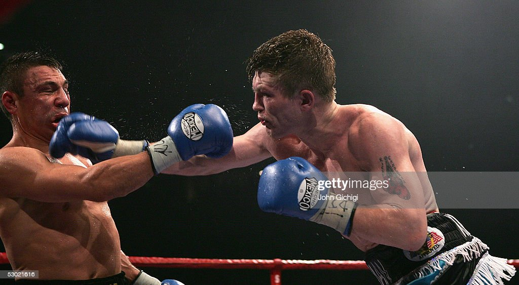 Ricky Hatton v Kostya Tszyu : News Photo