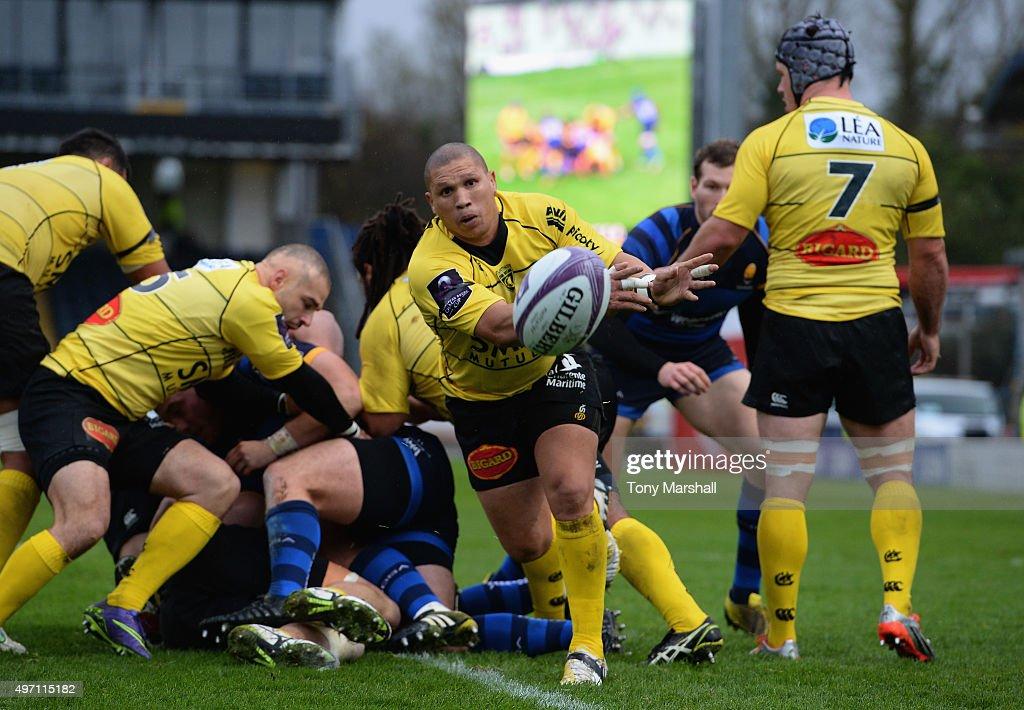 Worcester Warriors v La Rochelle - European Rugby Challenge Cup