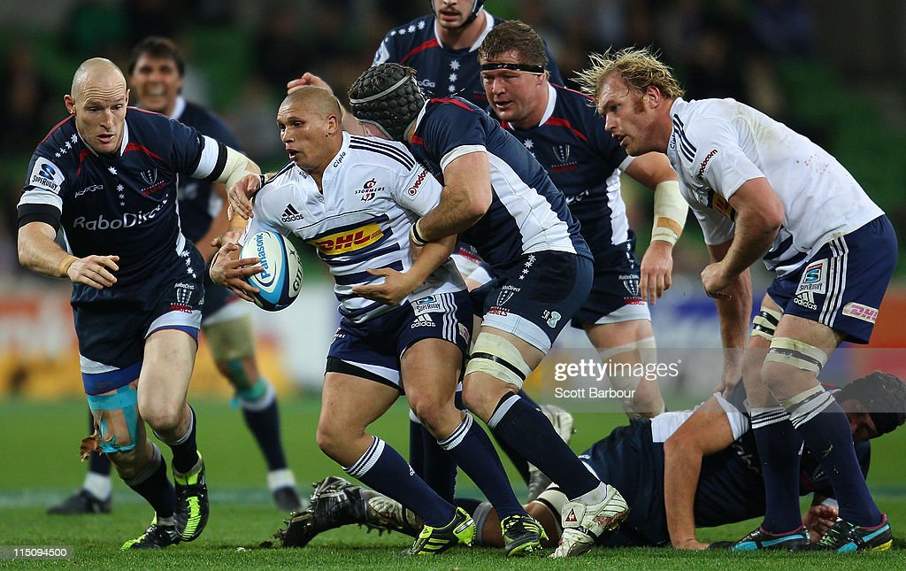 Super Rugby Rd 16 - Rebels v Stormers