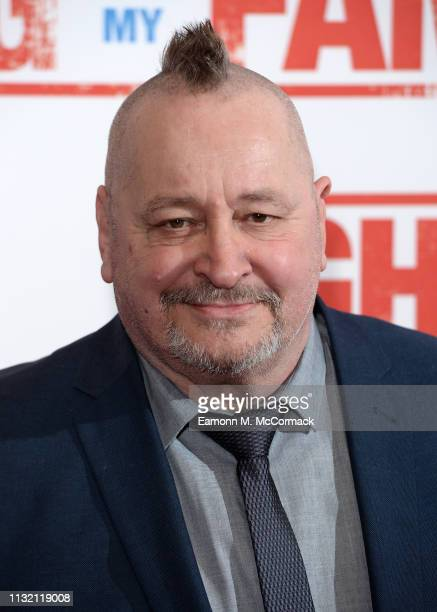Ricky Knight attends the UK Premiere of Fighting With My Family at BFI Southbank on February 25 2019 in London England