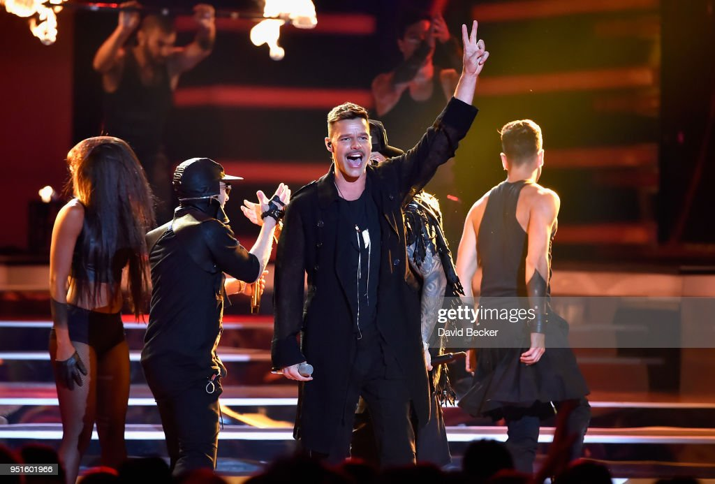 2018 Billboard Latin Music Awards - Show