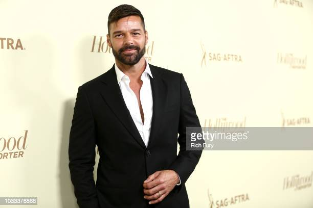 Ricky Martin attends The Hollywood Reporter & SAG-AFTRA 2nd annual Emmy Nominees Night presented by Douglas Elliman and Heineken at Avra Beverly...