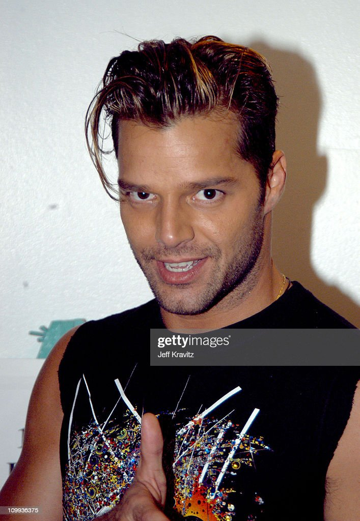Ricky Martin 2003