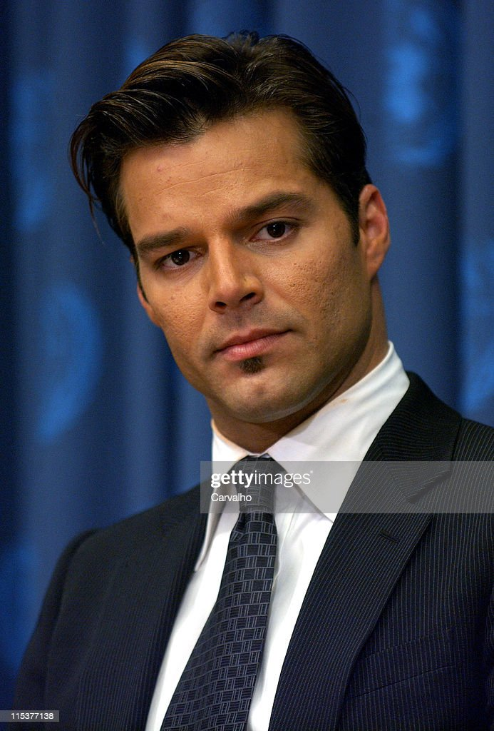 The United States and Ricky Martin Join Forces to Fight for Vulnerable Children