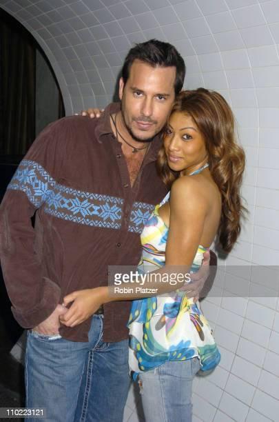 Ricky Paull Goldin and girlfriend Shannon Zorrilla