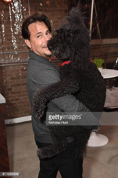 Ricky Paull Goldin attends the celebration of the launch of Rachael Ray's Nutrish DISH with a Puppy Party on September 28, 2016 in New York City.