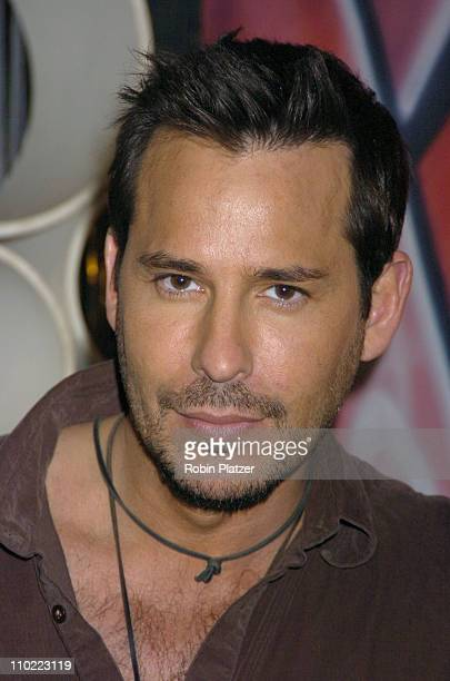 Ricky Paull Goldin during Party for The Hot Men of CBS Guiding Light and As The World Turns which was filmed for David Tuteras Discovery Channel Show...