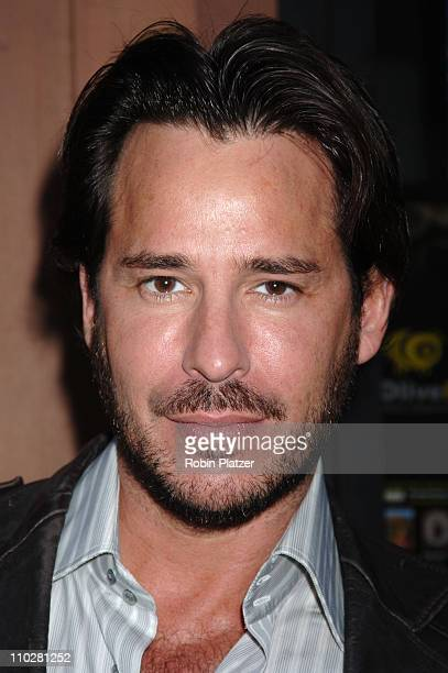 Ricky Paull Goldin during The Derby Stallion Pre Party and New York Premiere May 11 2006 at Pangea Restaurant and The Village East Cinemas in New...