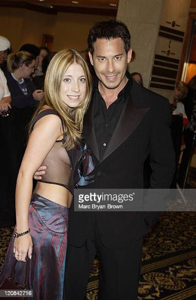 Ricky Paull Goldin of Guiding Light and sister Katie Jane