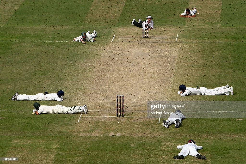 3rd Test - India v Australia: Day 3 : News Photo