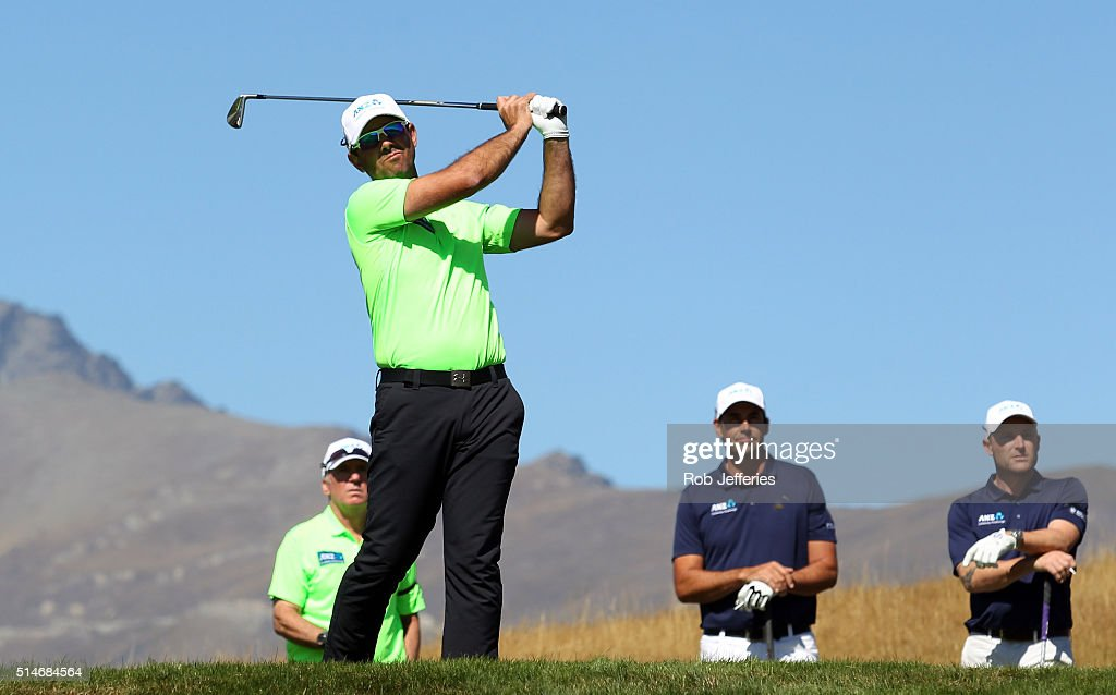 New Zealand Golf Open - Day 2