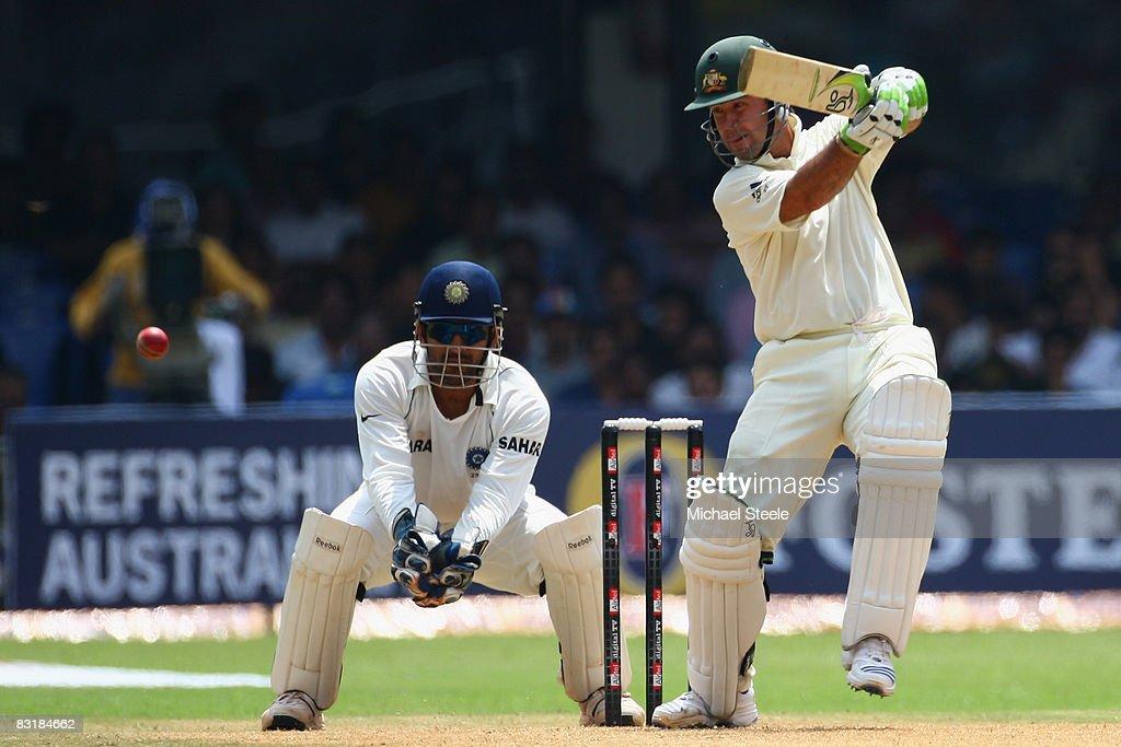 1st Test - India v Australia: Day 1 : News Photo
