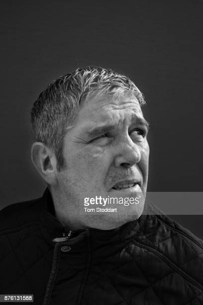 Ricky poses for a picture on October 24 2017 in Newcastle upon Tyne England Ricky says 'Me and my lass split up and the police got involved From that...