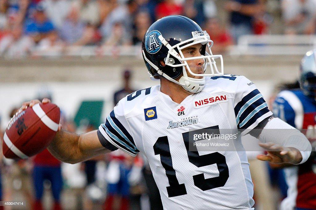 Toronto Argonauts  v Montreal Alouettes