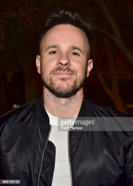 Ricky Reed attends Spotify's Inaugural Secret Genius Awards hosted by Lizzo at Vibiana on November 1 2017 in Los Angeles California