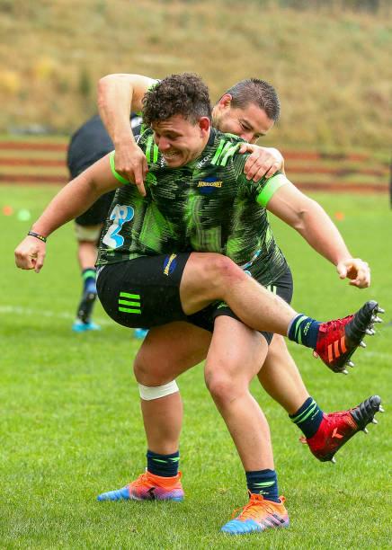 NZL: Hurricanes Training Session