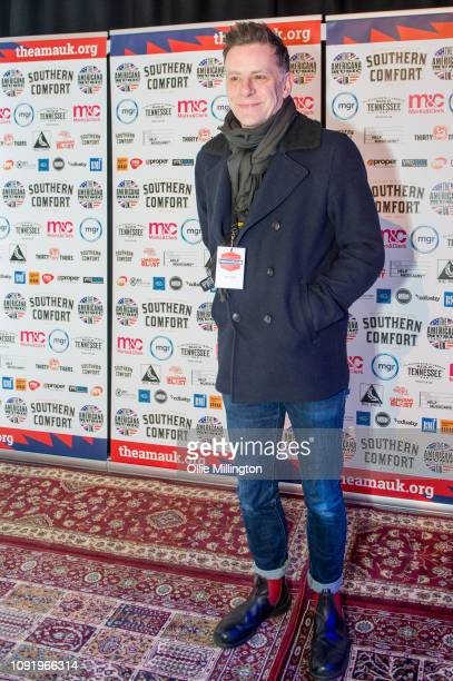 Ricky Ross attends the UK Americana Awards 2019 held at Hackney Empire on January 31 2019 in London England