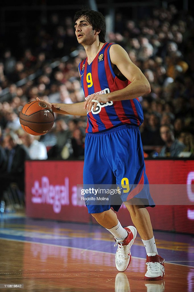 a91416733fe Regal FC Barcelona v Panathinaikos Athens - Turkish Airlines Euroleague    News Photo