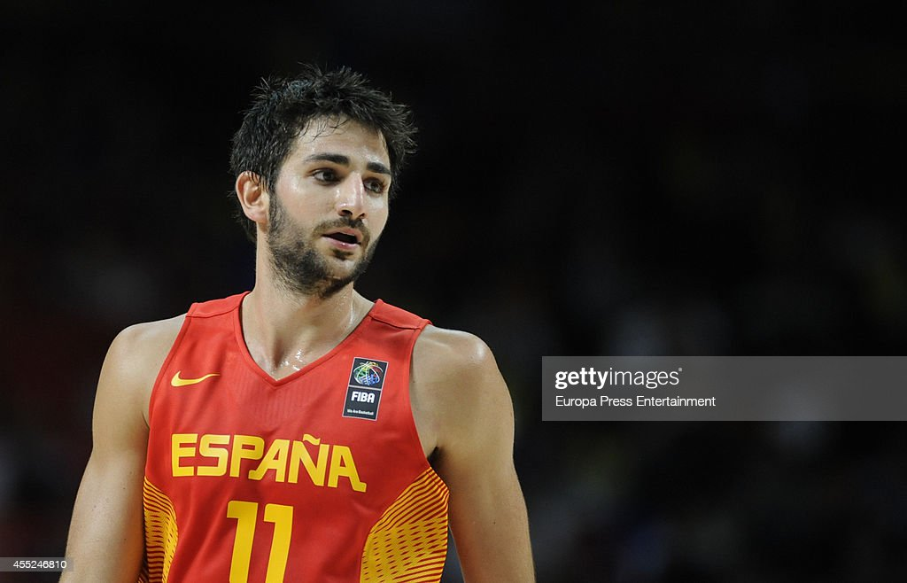 Spain vs France - 2014 FIBA Basketball World Cup : News Photo