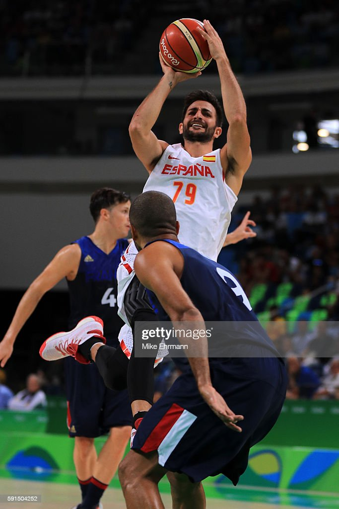 Basketball - Olympics: Day 12