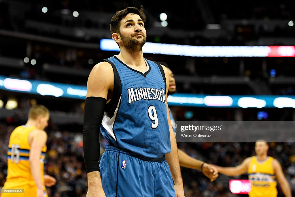 Denver Nuggets vs Minnesota Timberwolves, NBA : News Photo