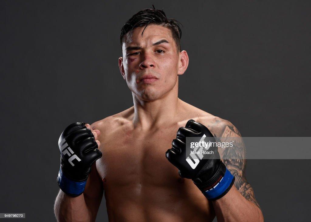UFC Fight Night: Barboza v Lee : Nieuwsfoto's