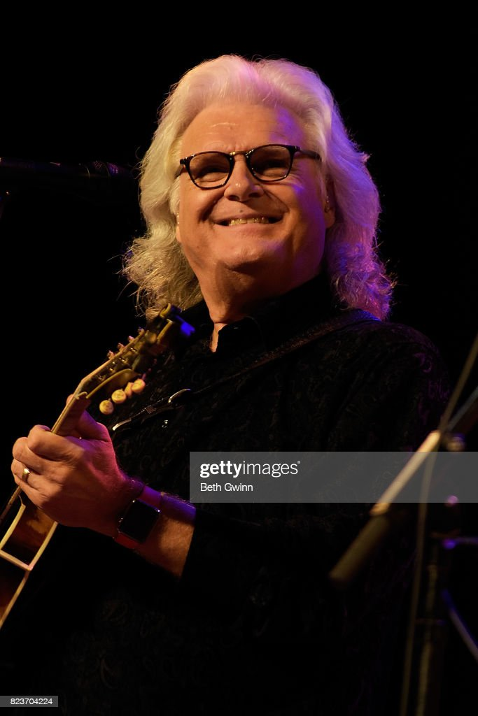 Ricky Skaggs And Kentucky Thunder In Concert - Nashville, Tennessee
