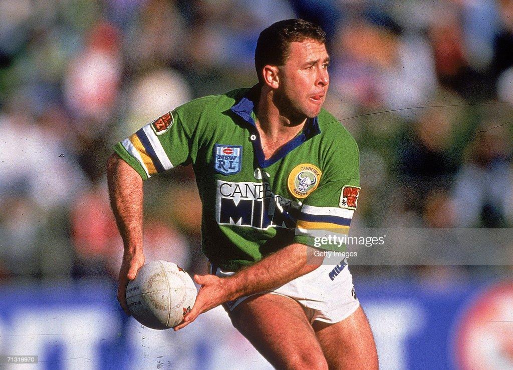 Rugby League - Ricky Stuart : News Photo