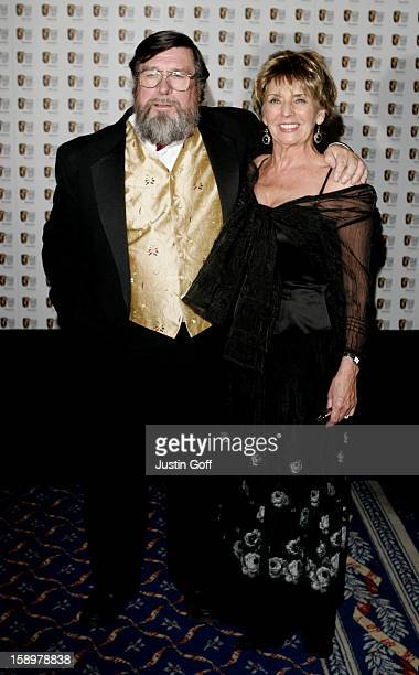 Ricky Tomlinson Sue Johnston Attend The 2006 British Academy Television Awards At London'S Grosvenor House Hotel